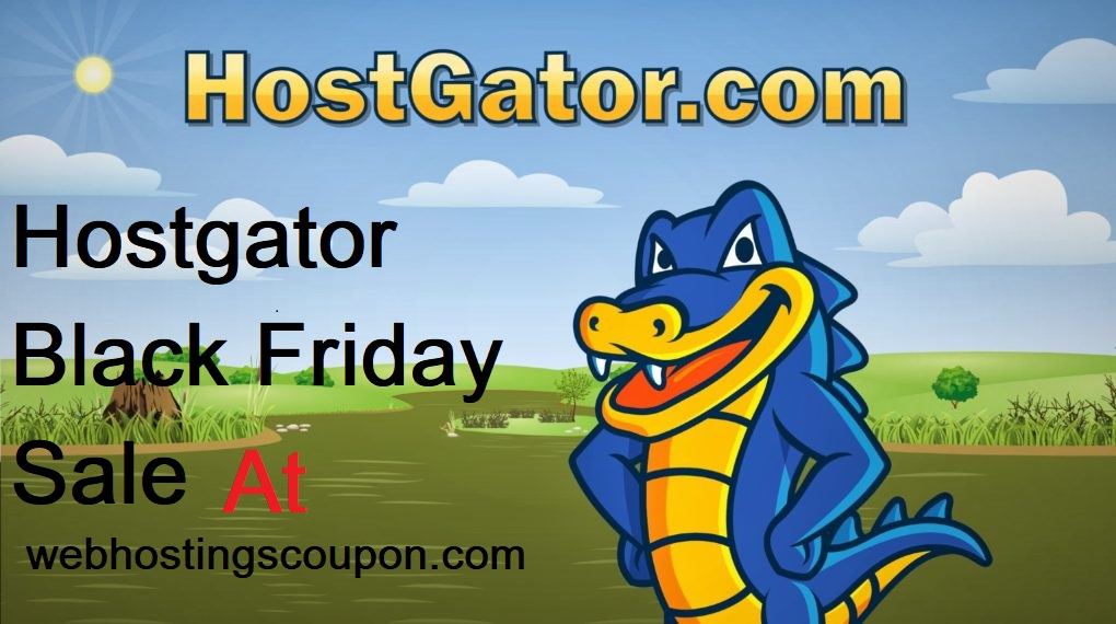 Hostgator Black Friday Coupon