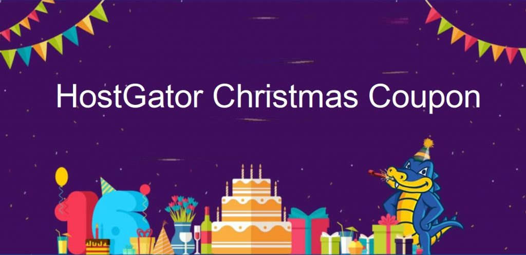 Hostgator Christmas Coupon