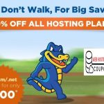 HostGator 60% Off Coupon
