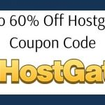 Hostgator 60 Off Coupon Code