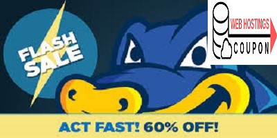 Hostgator Black Friday Flash Sale Live with Coupon Code and Discount Deals 2019