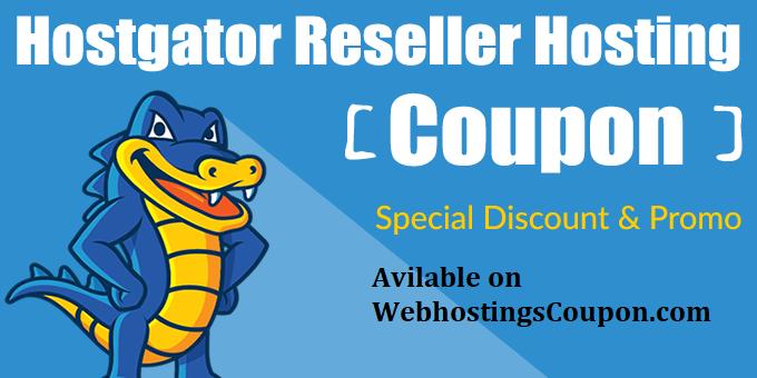 Hostgator Reseller Coupon Code