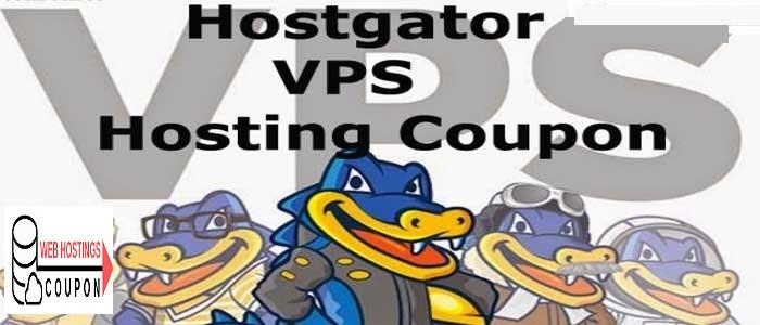 HostGator VPS coupon code for Hosting Server Discount 2020