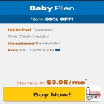 Hostgator Baby Plan coupon