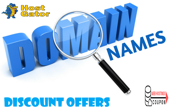 Hostgator Domain Coupon