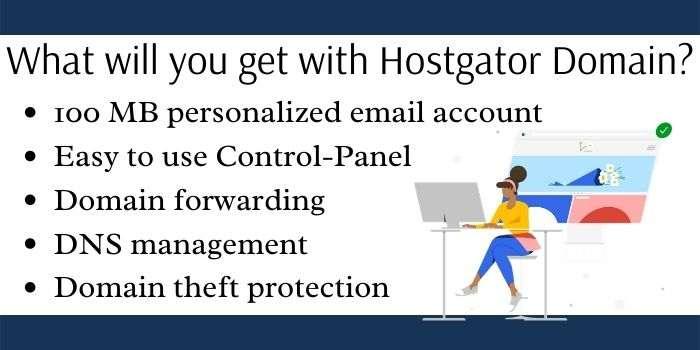 Hostgator Domain Features
