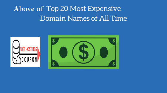 Highest Price Paid Domain Names