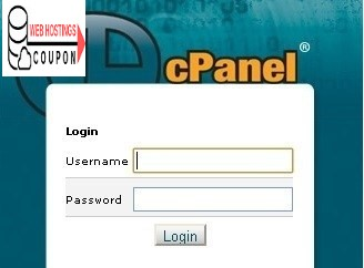 Login to the cPanel