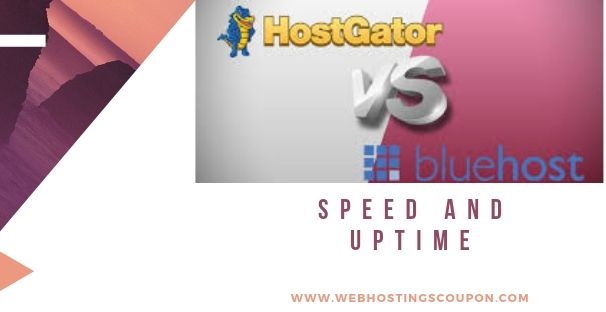 Speed and uptime