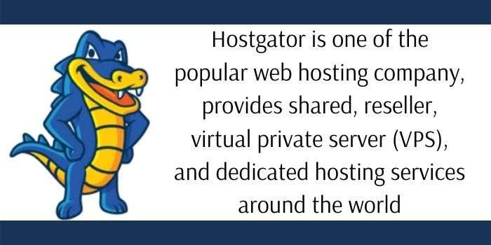 What is HostGator