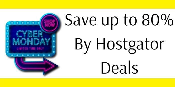 Hostgator 80 Off Deal