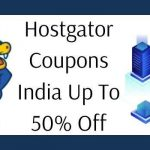 Hostgator Coupons India