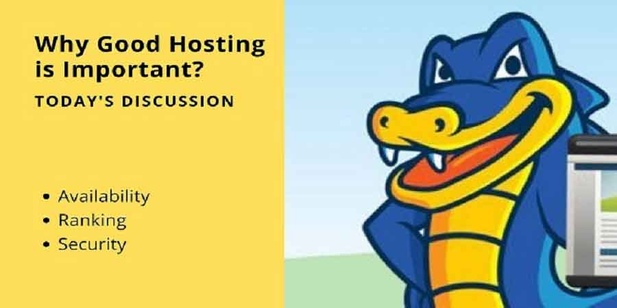 Why Good Hosting is important?