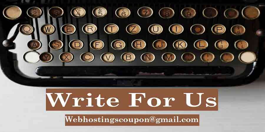 write for us + web hosting