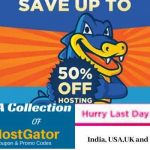 Hostgator 50 Off Coupon code