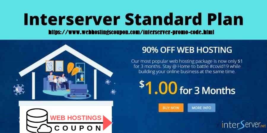 Interserver standard discount plan