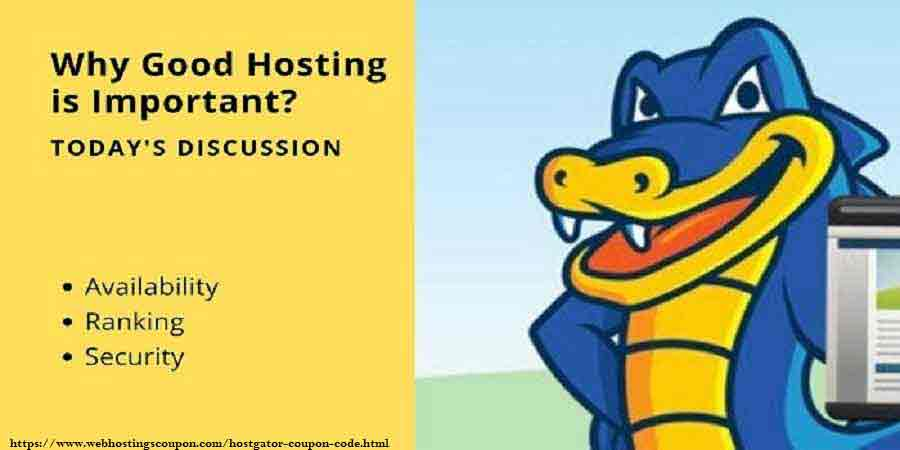 Why Good Hosting is important