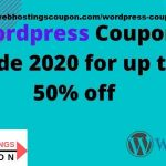 Wordpress Coupon Code