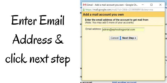Hostgator Email Gmail