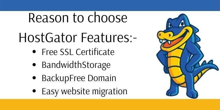 Hostgator Features
