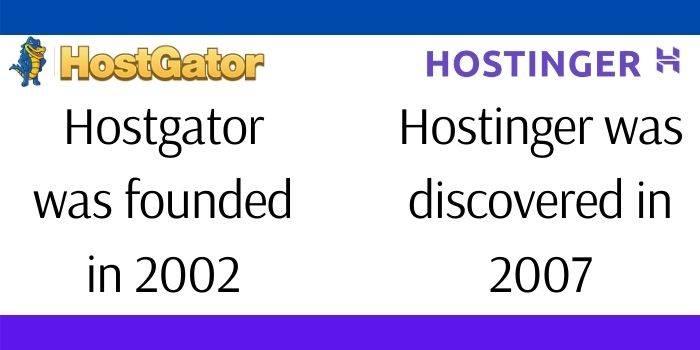 Overview Hostgator Vs Hostinger