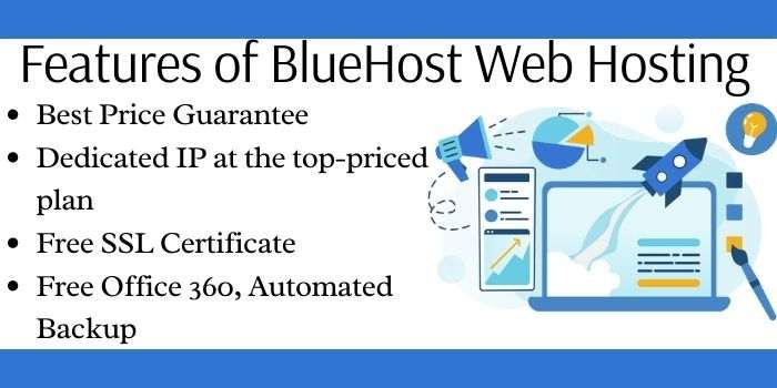 Bluehost Hosting Features