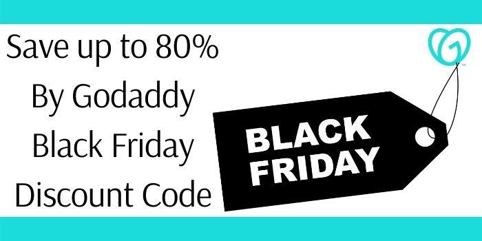 Godaddy Black Friday 80 Off