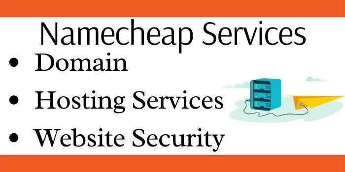 NameCheap Services
