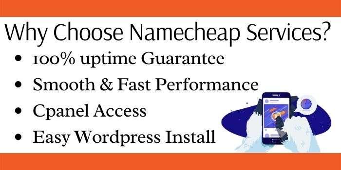 Why Choose Namecheap
