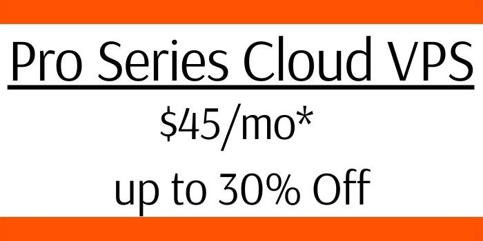 TurnkeyInternet.net Pro Series Cloud VPS
