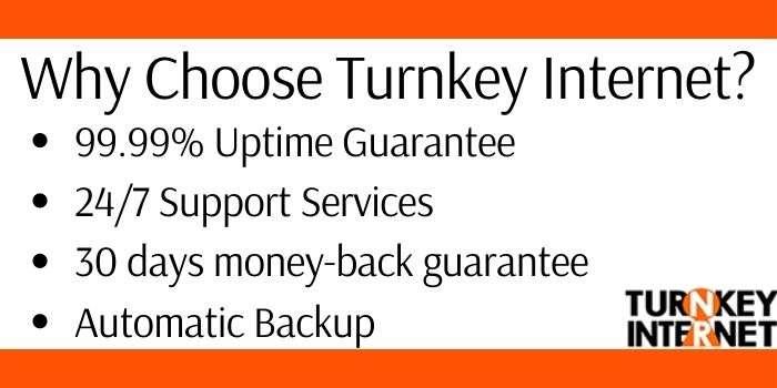 Why Choose TurnkeyInternet.net