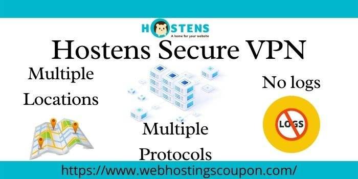 Hostens Secure VPN Deals