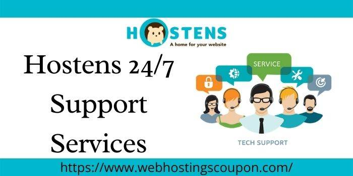 Hostens Support Services