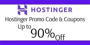 Hostinger Promo Code