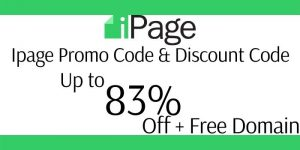Ipage Promo Code