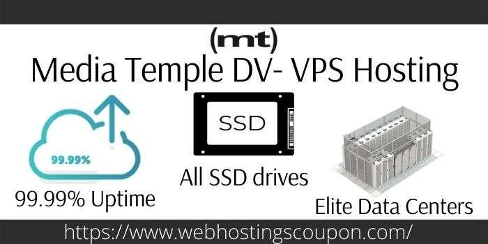 Media Temple DV-VPS Hosting