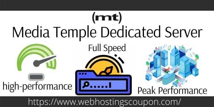 Media Temple Dedicated Server