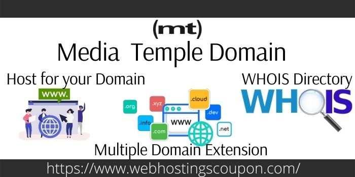 Media Temple Domain