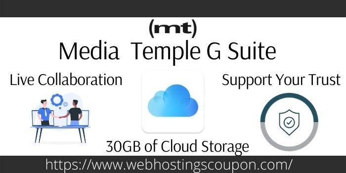 Media Temple G Suite