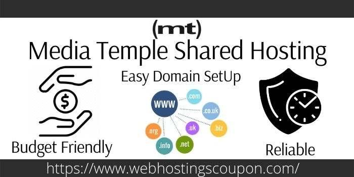 Media Temple Shared Hosting