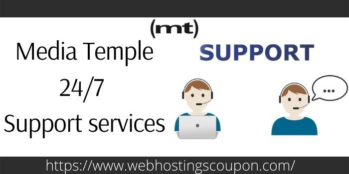 Media Temple Support Services