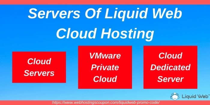 Server of Liquid Web Cloud Hosting