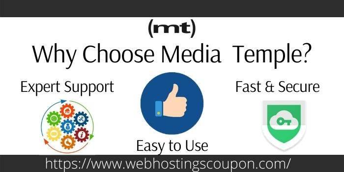 Why Choose Media Temple Web Hosting