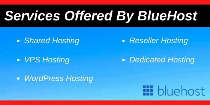 BlueHost Offers