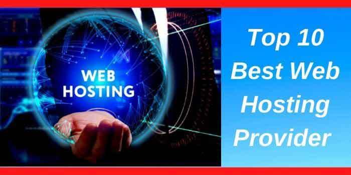 Top 10 Best Web Hosting Provider