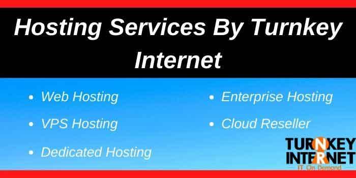 Turnkey Internet Deals