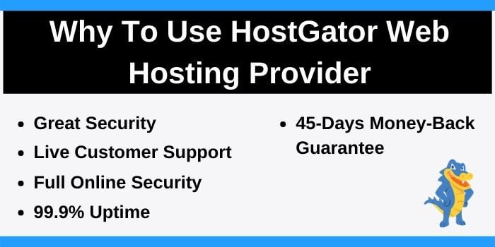 Why To Use HostGator
