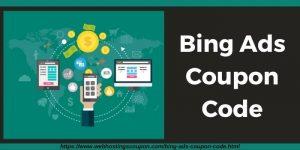 Bing Ads Coupon Code 2021