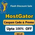 Hostgator 100% Working Coupon Code to Get upto 99 Percent off on Hosting & Domain